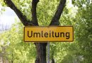 Belastungsfahrten am Sallerner Berg – Parkende Fahrzeuge müssen entfernt werden