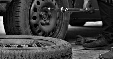 Reifen Schrauben
