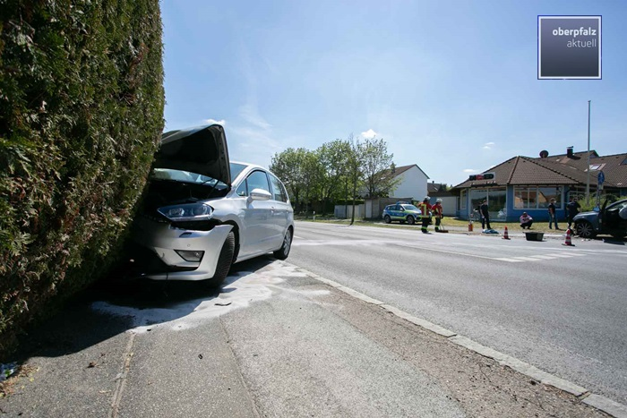 Verkehrsunfälle Bayern