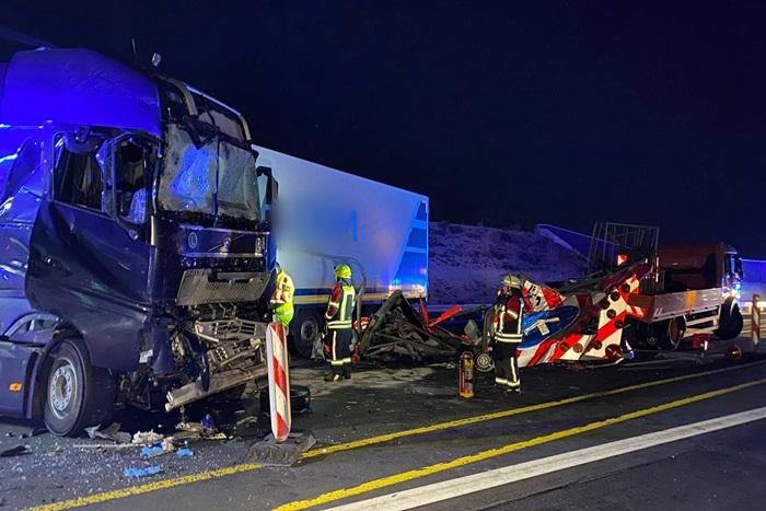 Unfall Oberpfalz