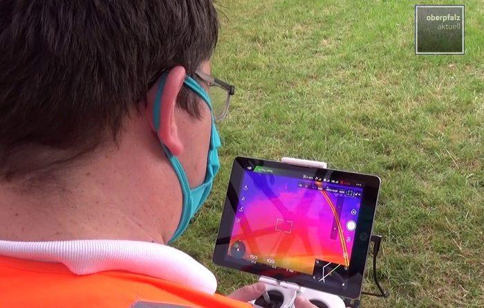 Drohne Grafenwöhr