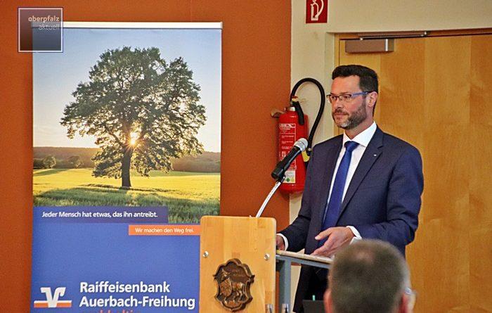 Raiffeisenbank Auerbach-Freihung
