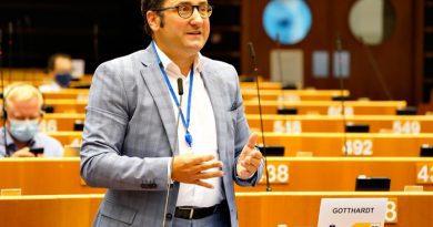 Ein Oberpfälzer kämpft für die Regionen in Europa