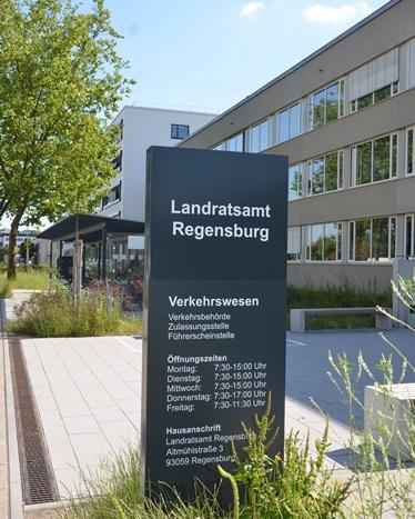 Regensburg Zulassungsstelle