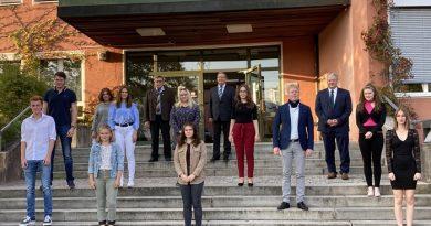 Berufliches Schulzentrum Sulzbach-Rosenberg zeichnet die Schulbesten aus