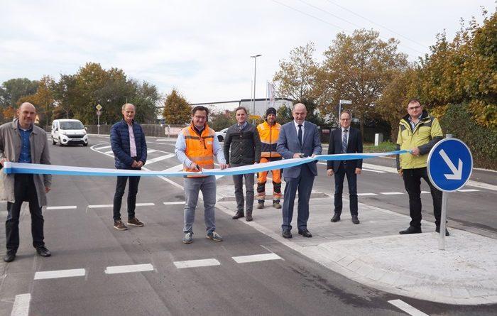 Kreisstraße NM 41 zwischen Stauf und Neumarkt wieder frei befahrbar