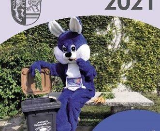 """""""Abfallwegweiser 2021"""" erscheint und wird auch verteilt"""